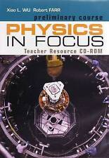 Physics in Focus Preliminary Course - Online ACCESS CODE ONLY