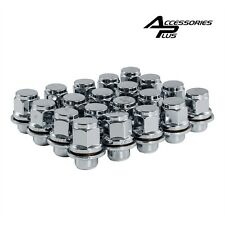 20 Pc TOYOTA SHORT FACTORY OEM TYPE SOLID LUG NUTS  # AP-5307