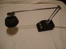 Vintage Desk Lamp, Transformer Powered OLD MADE IN JAPAN