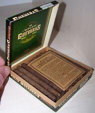 20 Zigarren AGIO Wilde GUEVARAS 7 DM mit Inhalt vintage old cigars in box
