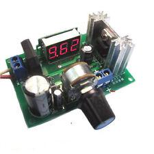 DC Buck Step Down Converter Module LM317 Voltage Regulator + Volt meter 12V 5v