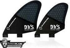 FCS Shapers fins Australia surfboard fins DVS Keel  mini Simmons Quad new