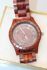 Flud WOOD WATCH UNISEX  CLASSIC Rise and Fall of Empires