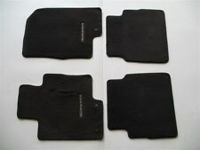 11 12 13 14 HYUNDAI SONATA BLACK CARPET FLOOR MATS RUGS OEM GENUINE USED SET #5