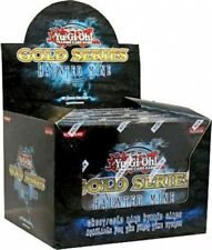 2012 YUGIOH CARDS GOLD SERIES 5 Haunted Mine Booster BOX 5ct SEALED!