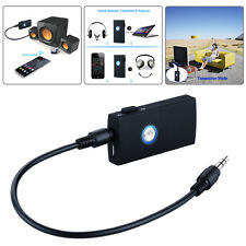 2 in 1 Bluetooth Transmiter Receiver 3.5mm Audio Adapter for TV Phones