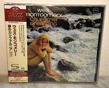 SHM-CD WES MONTGOMERY - CALIFORNIA DREAMING - JAPAN - UCCU-6084