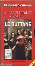Le buttane - VHS EDITORIALE L'ESPRESSO SIGILLATA SEALED