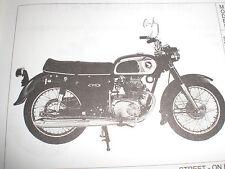 Honda CA175 CD175 Battery Honda # 31500-237-670 JA10 Yuasa # 6N12A-2C B54-6 NEW