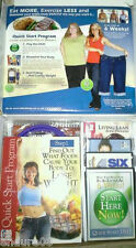 Michael Thurmond's Six 6 Week Body Makeover Weight Loss DVD Program Provida Set