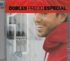 Enrique Iglesias 95/08 CD+DVD New Nuevo sealed
