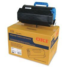 Genuine Oki 45460510 Black LED Toner Cartridge 36000 Page for Oki MB770 Printer