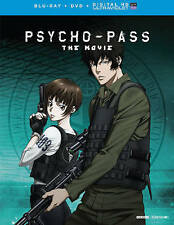 Psycho-Pass the Movie Anime Blu-Ray w/ DVD and Digital Download Copy + Art Cards