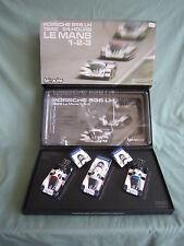 Z044 HPI RACING 1/43° PORSCHE 956 LH LM LE MANS 1982 #1 #2 #3  Ref 8037 NB