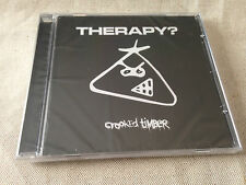 THERAPY? - Crooked Timber CD BRAND NEW & SEALED!