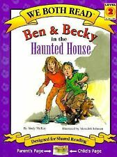 Kids new hardcover:Ben & Becky in the Haunted House-We Both Read-gr 1-3-w/adults