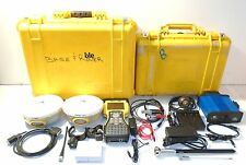 Trimble 5800/5800/Pacific Crest/TSC2 L1/L2 RTK GPS Receivers, Complete Package.