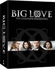 Big Love . The Complete HBO Series Collection . Season 1 2 3 4 5 . 20 DVD . NEU