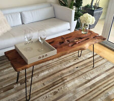 Reclaimed Wood Cedar Coffee Table