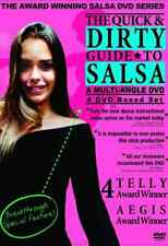 Gigi, Pedro-The Quick & Dirty Guide to Salsa - Complete 4 D (US IMPORT)  DVD NEW