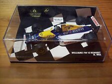 1/43 WILLIAMS 1993 FW15 DAMON HILL PALE YELLOW MIRRORS