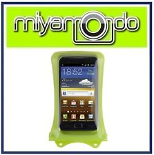 DiCAPac WP-C1 (Green) Waterproof Case for Samsung/LG/HTC/Blackberry/Nokia