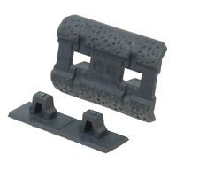 Magpul MLOK Flat Rail Cover Panel for M-LOK - MAG603-GRY - STEALTH GRAY - NEW
