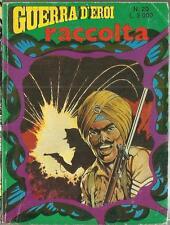 RACCOLTA GUERRA D'EROI Nuova Serie n° 20 [ 45 46 ] (Garden, 1989)