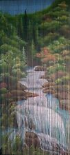 Mountain Stream Beaded Door Curtain Window Home Decor 125 Strands 4000 Beads