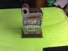 NEW Retro Fruit Machine Money Box