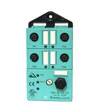 PEPPERL + FUCHS VBA-4E-G2-ZA AS-Interface Sensor Module