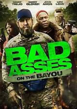 Bad Asses on the Bayou (DVD, 2015) New