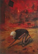 BEKSINSKI Set of 12 Posters The last set!!!