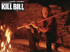 DAVID CARRADINE KILL BILL 2 2004 QUENTIN TARANTINO VINTAGE PHOTO LOBBY CARD #3