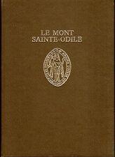 Le Mont Sainte-Odile reflet de l'histoire d'Alsace.
