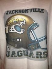 New Jacksonville Jaguars Football Helmet Tee Shirt  Men's Size Medium