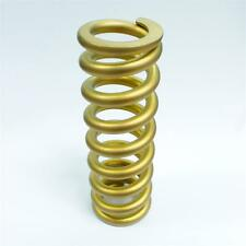 """Ti-SPRINGS titanium spring for Rock Shox Avalanche ID 38mm 250lbs x 3"""" Gold"""