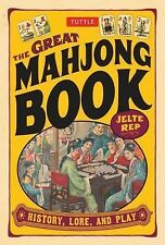 The Great Mahjong Book: History, Lore, and Play, Rep, Jelte, Good Book