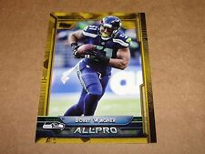 2015 Topps BOBBY WAGNER #285 Gold SP/2015 Seattle SEAHAWKS Utah State AGGIES