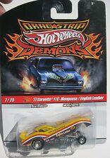 Tom McEwen Hot Wheels Drag Strip Demons  # 7 OF 25