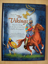Vikings The (Step Into The World Of) Hardback Robert Frederick Ltd. 2004  New