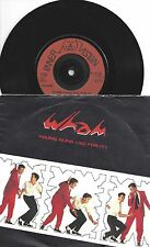 """Wham! – Young Guns (Go For It)  7"""" Vinyl  Printed in UK"""