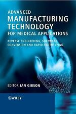 Advanced Manufacturing Technology for Medical Applications: Reverse Engineering,