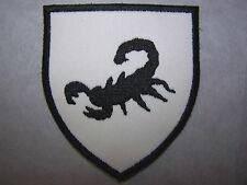 Rhodesia Rhodesian Special Forces Patch (White)