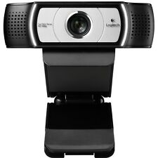 New Logitech Most Advanced HD Webcam C930e 1080p 90 degrees PC & MAC C920 update