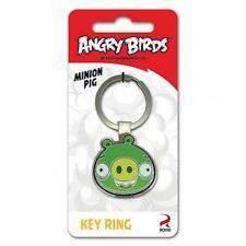 Angry Birds PIG Key Ring,House Keys-FREE POSTAGE IN AUSTRALIA