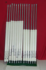 14 PIECES,NEW,HAHN-GASFEDERN/FOUR SEASON GAS SPRING,MADE IN GERMANY