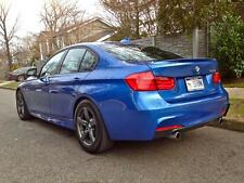 BMW F30 Performance Style Spoiler for 320 328 335 Sedan  ( All OEM Color )