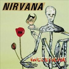 Incesticide Nirvana MUSIC CD