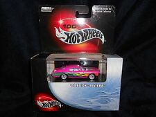 """100% HOT WHEELS """" '69 BUICK RIVIERA"""" LOWRIDER FOR ADULT COLLECTORS L/E #15 2003"""